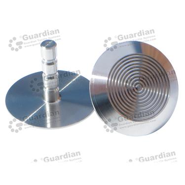 316 Warning Tactile (6x25mm stem) [GTS625-316]