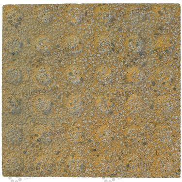 Concrete Warning Tactile (300x300x40mm) - Rough Yellow [GTI-01CW-34RYL]