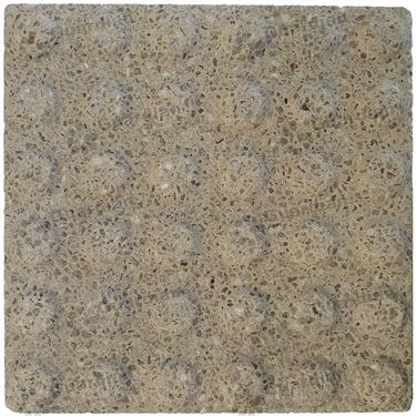 Concrete Warning Tactile (300x300x60mm) - Rough Ivory [GTI-01CW-36RIV]
