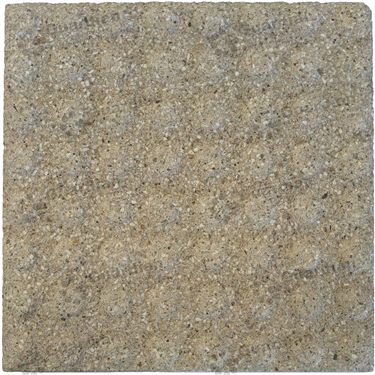 Concrete Warning Tactile (400x400x60mm) - Rough Ivory [GTI-01CW-46RIV]