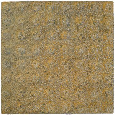 Concrete Warning Tactile (400x400x60mm) - Rough Yellow [GTI-01CW-46RYL]