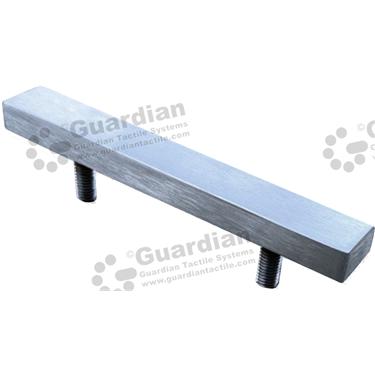 Skateboard Deterrent Bar - Stainless Steel [GSD-01BAR-316]