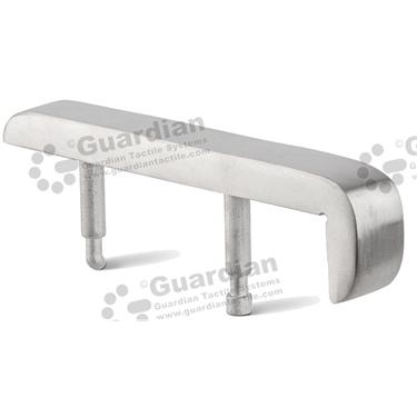 Skateboard Deterrent Corner - Stainless Steel [GSD-01CNR-316]