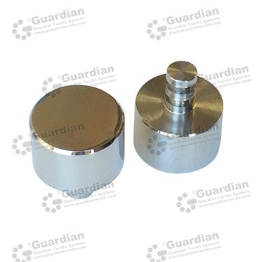 Discrete 316 Skateboard Deterrents (10x15mm stem) [GSD-ST-316]