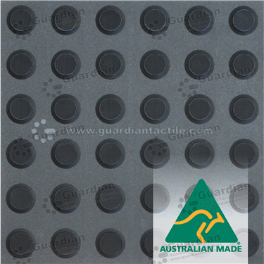 Product photo: Warning Tactile 300x300 - Black [GTS3W-BK]