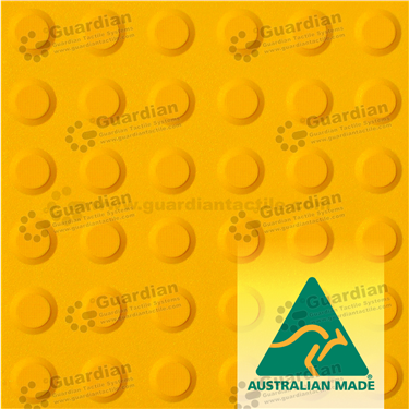 Product photo: Warning Tactile 300x300 - Yellow [GTS3W-YL]
