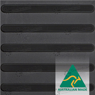 Product photo: Directional Tactile 400x400 - Black [GTS4D-BK]