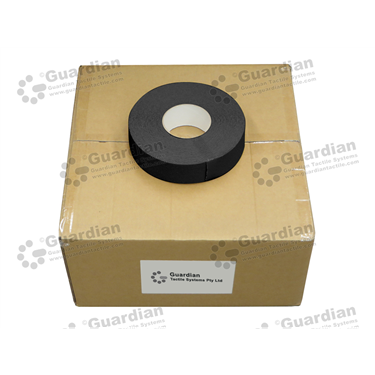 Product photo: Silicon Carbide Tape (50mm x 20M x 8 Rolls) Black [TAPE-C-C50BK]