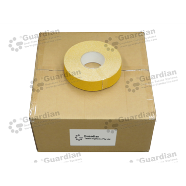 Product photo: Silicon Carbide Tape (50mm x 20M x 8 Rolls) Yellow [TAPE-C-C50YL]