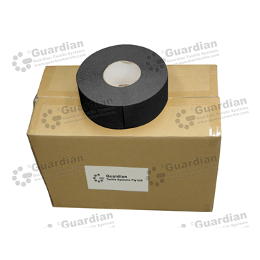 Silicon Carbide Tape (70mm x 20M x 8 Rolls) Black [TAPE-C-C70BK]