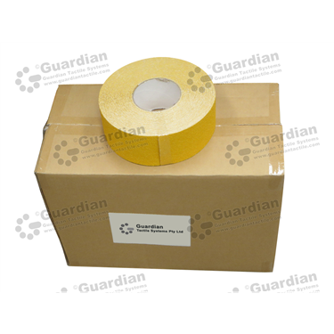 Product photo: Silicon Carbide Tape (70mm x 20M x 8 Rolls) Yellow [TAPE-C-C70YL]