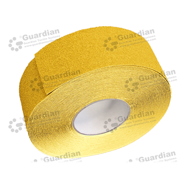 Product photo: Silicon Carbide Tape (60mm) Yellow [TAPE-C-60YL]